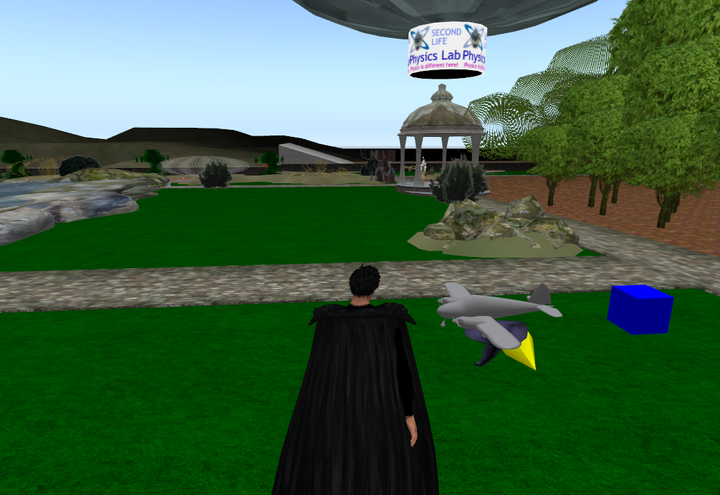 TATI - The Amiable Text Interface for Second Life